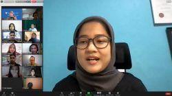 Karlia Meitha, bagian tim peneliti qPCR dan juga Ketua Prodi Magister Bioteknologi, School of Life Science and Technology Institut Teknologi Bandung (ITB) saat memberikan inspirasi di Ruang Bincang Inspirasi ke-19, Sabtu (31/7/2021). (Foto: Dokumen) pondok inspirasi tugu jatim
