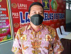 Pemesanan Ribuan Pil Dobel L di Lapas Tuban Dilakukan Lewat Wartel Lapas