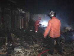 Rumah dan Gudang Gabah di Tuban Terbakar, Kerugian Ditaksir Rp 150 Juta