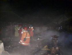 Kebakaran Lahap 2 Unit Rumah di Widang Tuban, Kerugian Capai Ratusan Juta