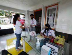 Geliat Semangat Siswa SMA di Malang Jadi Relawan Penanggulangan Covid-19