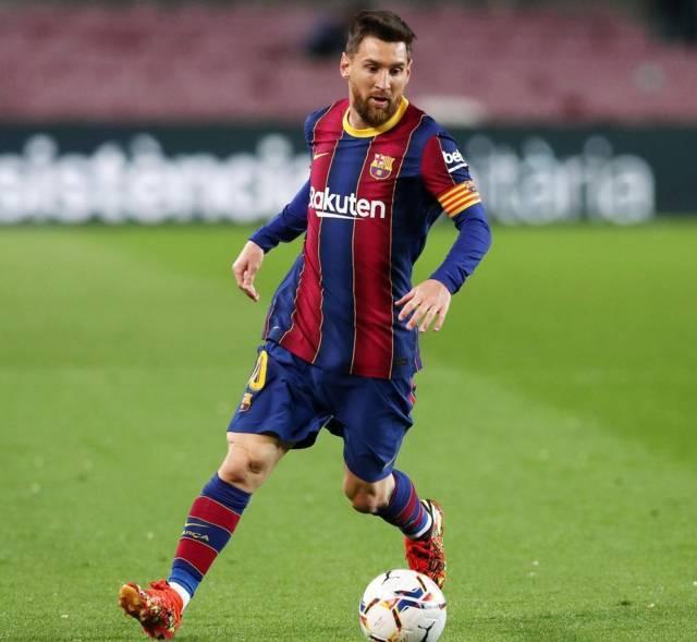 Pemain asal Argentina, Lionel Messi saat masih berseragam Barcelona FC. (Foto: Instagram/@leomessi) tugu jatim