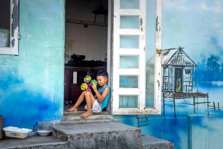 Ilustrasi anak yatim. (Foto: Pexels/Tugu Jatim)