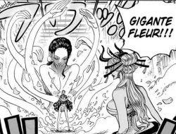Spoiler One Piece 1021: Robin Tunjukkan 'Skill' Baru, Momonosuke Jadi Dewasa