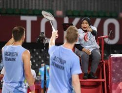 Cerita Guru SD di Surabaya yang Jadi Wasit di Olimpiade Tokyo 2020