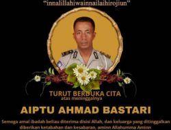 Aiptu Bastari, Anggota Satlantas Polres Tuban yang Ditabrak saat Bertugas Itu Tutup Usia