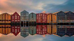 Norwegia, salah satu negara Nordik yang dinilai sebagai negara paling bahagia di dunia
