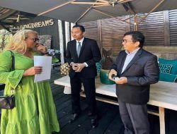 Perabot Buatan Indonesia Diminati Warga Swiss
