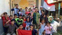 Di Tengah Pandemi, Pemuda Pakis Malang Bentuk Lembaga Belajar untuk Anak-Anak