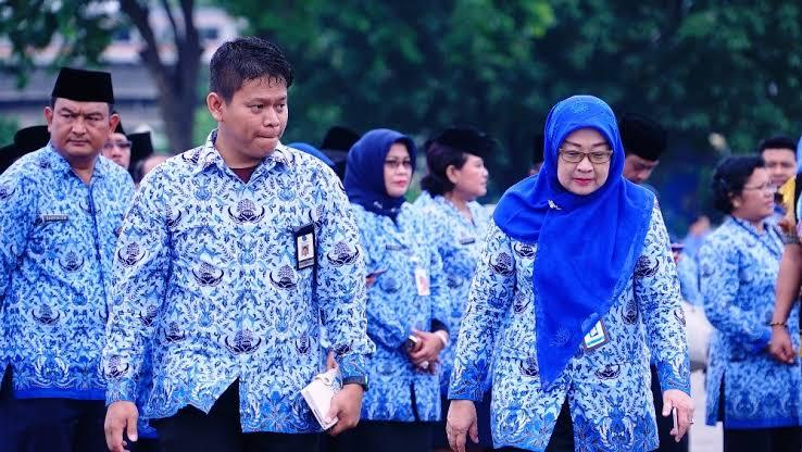 Ilustrasi pegawai negeri sipil (PNS). (Foto: Setkab Bojonegoro/Tugu Jatim)