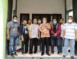 Sharing bersama Jurnalis di Tuban, Dr Aqua Dwipayana Berbagi Pengalaman selama Jadi Wartawan