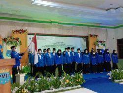 Pelantikan Pengurus di Trenggalek, Ketua PB PMII Dorong Pemuda Bentuk Supporting System Berjejaring