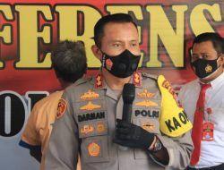 Terekam CCTV, Pencuri Asal Tuban Ditangkap Polisi karena Gondol Rp 10 Juta dari Counter HP