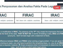 Legal Review, Catatan untuk Mahasiswa Hukum