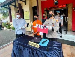Edarkan Sabu dan Tembakau Gorila, Jukir di Kota Malang Diringkus Polisi