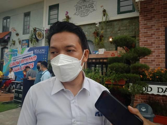 Ketua APPBI Malang Raya sekaligus Direktur Lippo Plaza Batu Suwanto. (Foto: M. Sholeh/Tugu Malang/Tugu Jatim)