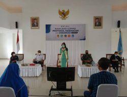 Krisdayanti Apresiasi Antusias Masyarakat Kota Malang Ikut Vaksinasi