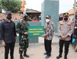 Resmikan Tungku Pemusnah Sampah, Bupati Tuban Ajak Warga Kelola Abu Pembakaran