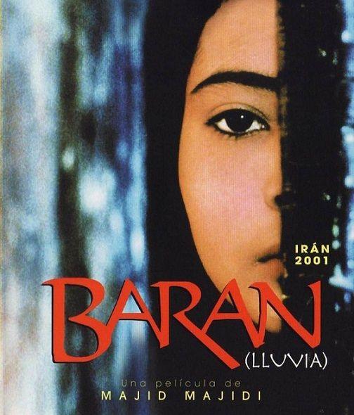 Poster film Baran tahun 2001 yang disutradarai oleh Majid Majidi/tugu jatim