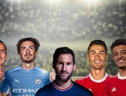 5 Transfer Pemain Sepak Bola Paling Mengejutkan Selama Musim Panas 2021/22