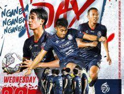 Nganem Day! Arema FC Berburu Kemenangan Perdana