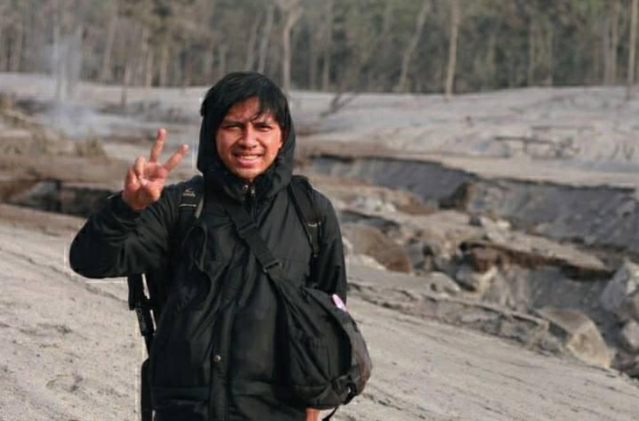 M. Ulul Azmy, jurnalis Tugu Malang ID, media partner resmi Kumparan, meraih juara 1 dari ajang BSI Journalist Writing Competition 2021. (Foto: Dokumen/Tugu Jatim)