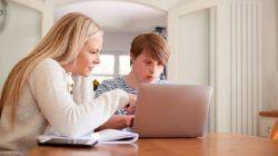 Ilustrasi sistem homeschooling/tugu jatim