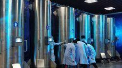 Laboratorium di China untuk membekukan mayat. (Foto: Shandong Yinfeng Life Science Research Institute) tugu jatim inovasi china