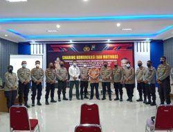 Sharing Komunikasi di Polres Bojonegoro, Dr Aqua Beri Hadiah Kapolsek Padangan Liburan ke Bali