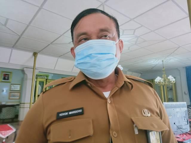 Kepala Disnaker Kabupaten Malang, Yoyok Wardoyo. (Foto: Rizal Adhi/Tugu Malang/Tugu Jatim)