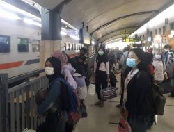PT KAI Daop 8 Surabaya Aktifkan Kereta Api Lokal, Stasiun Kota Malang Mulai Bergeliat