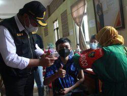 Hari Ini, 2.000 Siswa Jalani Vaksinasi di SMKN 6 Kota Malang