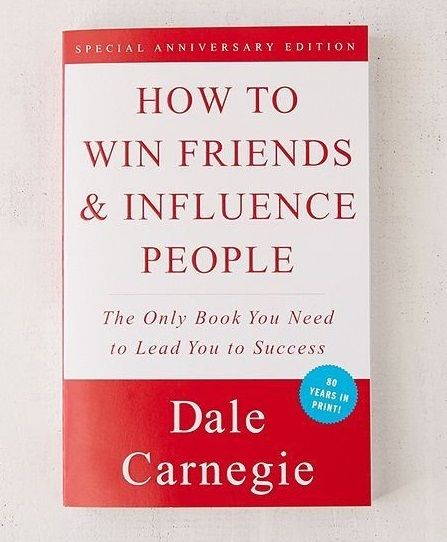 How To Win Friends and Influence People/tugu jatim