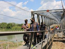 Mulai Pengerjaan, Perbaikan Jembatan Glendeng Tuban Sedot Anggaran Rp 4 M