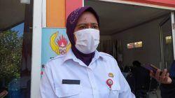 Kepala Dinas Pendidikan Kota Batu Eny Rachyuningsih. (Foto: M Ululn Azmy/Tugu Malang/Tugu Jatim) sekolah tatap muka
