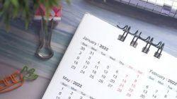 Ilustrasi kalender libur nasional dan cuti bersama tahun 2020. (Foto: Pexels) tugu jatim