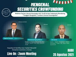 Ulas Securities Crowdfunding, Yuk Gabung OJK Malang X Tugu Media Group Series # 8