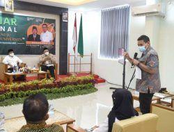 Moeldoko Dorong IAIN Kediri Jadi Universitas Kelas Dunia, Wali Kota Kediri: Pendidikan Merupakan Investasi Terbaik