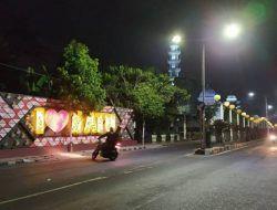 PPKM Level 3, Lampu PJU di Kota Batu Kembali Menyala