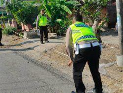 Tabrak Lari di Jalur Pantura Tuban, Ibu-ibu Asal Plumpang Tewas