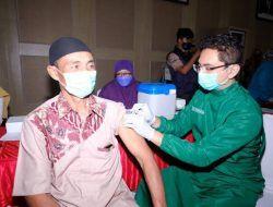 Pemkot Batu Fokus Vaksinasi Lansia, Targetkan Turun ke PPKM Level 2