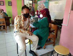 464 Pelajar di SMPN 2 Bojonegoro Mulai Disuntik Vaksin