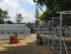Minim Fasilitas Air di Tempat Relokasi Pedagang, Perumdam Among Tirto Batu Pilih Opsi Ini
