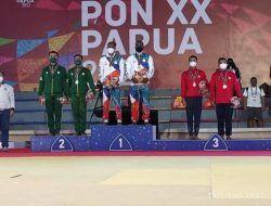 Atlet Tuban Sumbang Medali Perak dan Perunggu di PON XX Papua 2021