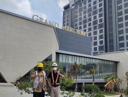 Tugas di PON XX Papua, Pakar Komunikasi Dr Aqua Dwipayana Batal Hadiri Pembukaan Hotel Grand Mercure Malang Mirama