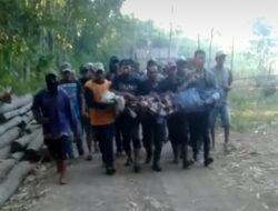 Terseret Arus Banjir, Warga Poncokusumo Malang Tewas di Sungai Amprong