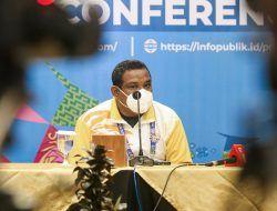 Panwasrah: Tidak Ada Laporan Negatif selama PON Papua Klaster Mimika