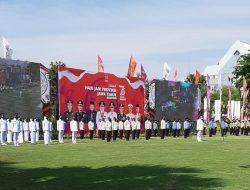 HUT  Ke-76, Gubernur Jawa Timur Berikan Penghargaan