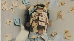 Ilustrasi orang yang mengalami stres. (Foto: Unplash/Tugu Jatim)