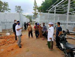Merasa Tak Puas, Puluhan Pedagang Pasar Besar Batu Gruduk Tempat Relokasi